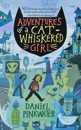 Cat-Whiskered Girl Adventures