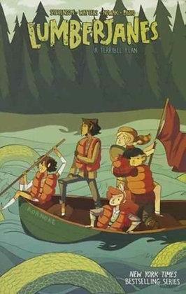 Lumberjanes : A Terrible Plan Vol. 3