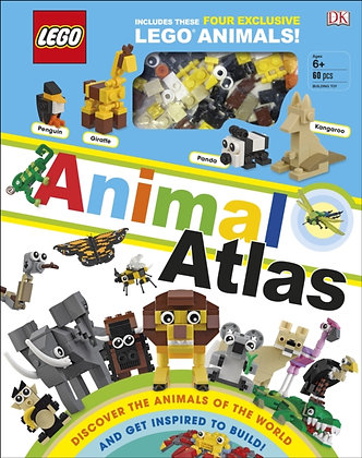 LEGO Animal Atlas : with four exclusive animal models