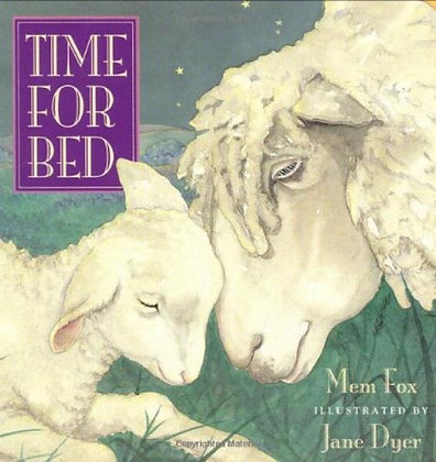 Time for Bed board book