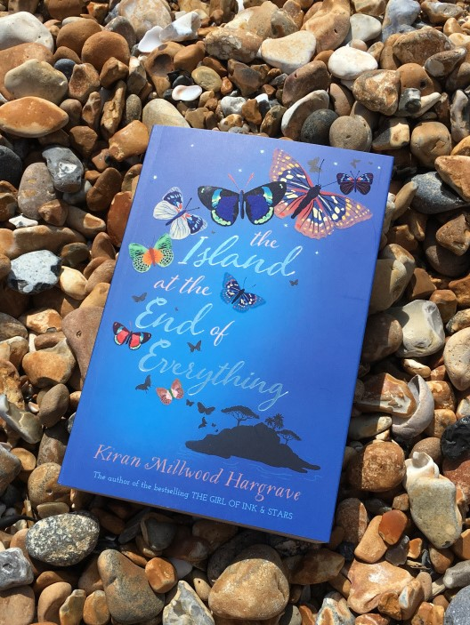 The Island At The End Of Everything By Kiran Millwood Hargrave The