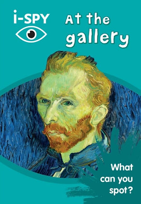 i-SPY at the Gallery : What Can You Spot?
