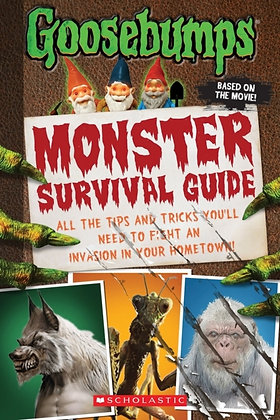 Goosebumps Monster Survival Guide