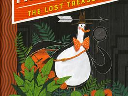 Mr. Penguin by Alex T. Smith