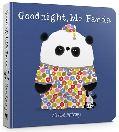 Goodnight, Mr Panda Board Book