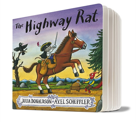 The Highway Rat board
