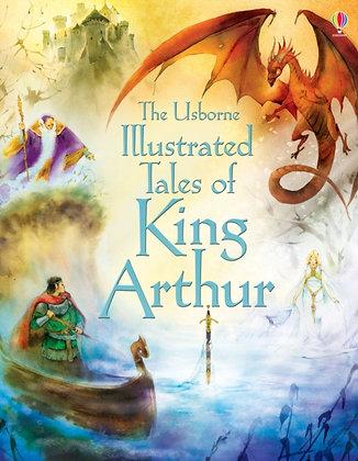 Usborne Illustrated Tales of King Arthur