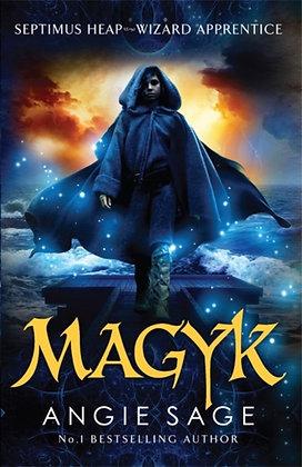 Magyk : Septimus Heap Book 1