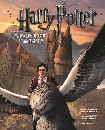 Harry Potter : A Pop-up Book
