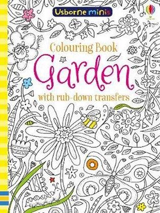 Garden colouring Mini
