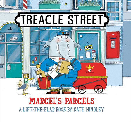 Marcel's Parcels Treacle Street