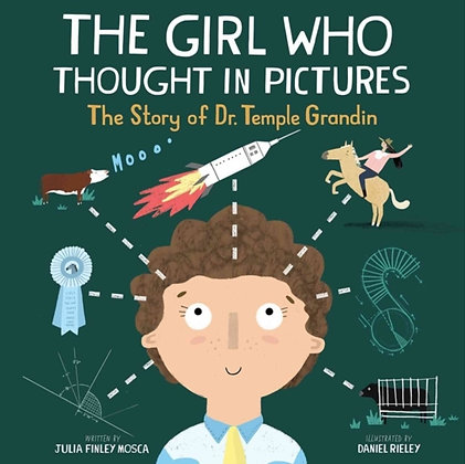 Girl Who Thought in Pictures - Temple Grandin