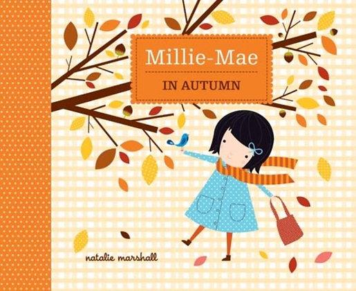 Millie Mae Through the Seasons - Autumn