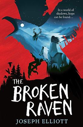 The Broken Raven (Shadow Skye 2)
