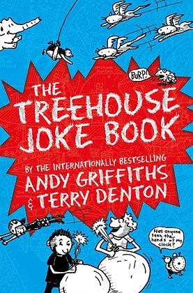 The Treehouse Joke Book