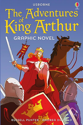 The Adventures of Arthur Graphic Novel