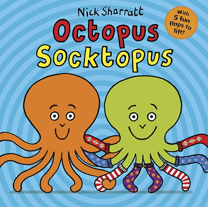 Octopus Socktopus NE PB