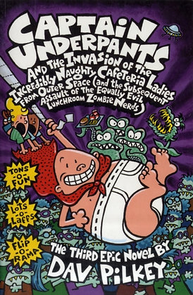 Captain Underpants and the Invasion�