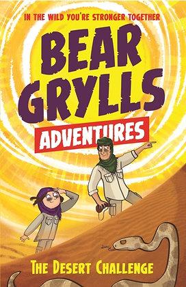 A Bear Grylls Adventure 2: The Desert Challenge