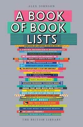 A Book of Book Lists : A Bibliophile's Compendium