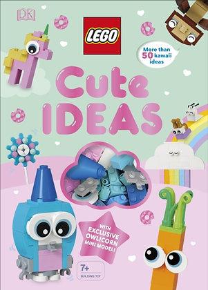 LEGO Cute Ideas : With Exclusive Owlicorn Mini Model
