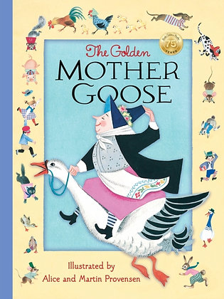 Golden Mother Goose