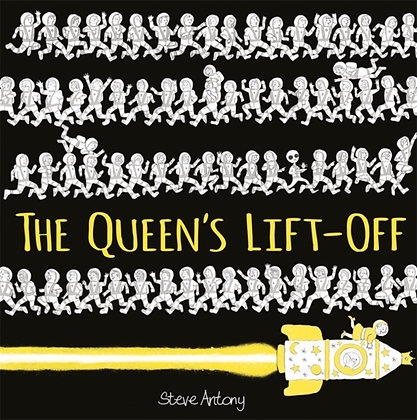 The Queen's Lift Off