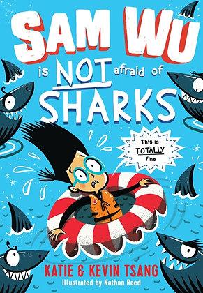 Sam Wu is NOT Afraid of Sharks!