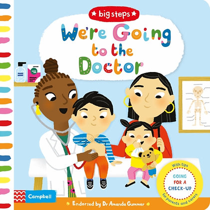 We're Going to the Doctor : Preparing For A Check-Up