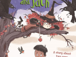 Guest review: Picklewitch and Jack by Claire Barker and illustrated by Teemu Juhani
