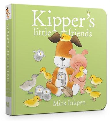 Kipper's Little Friends Board Book