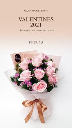 Valentine 2021 - PINK10