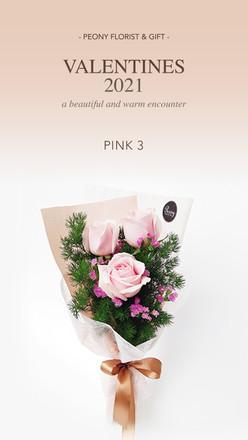 Valentine 2021 - PINK 3