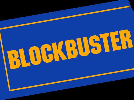 Já ouviu falar da Blockbuster?