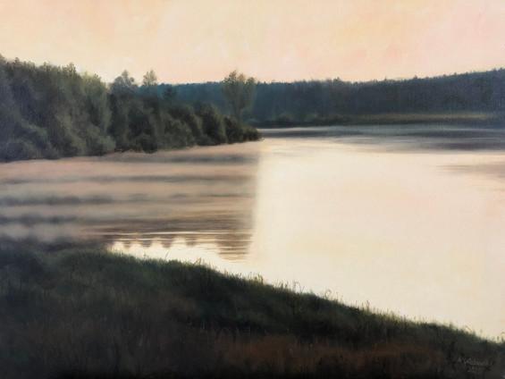 Morning fog on the Bug river.JPG