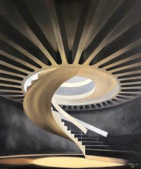 Spiral staircase 80x70cm .JPG