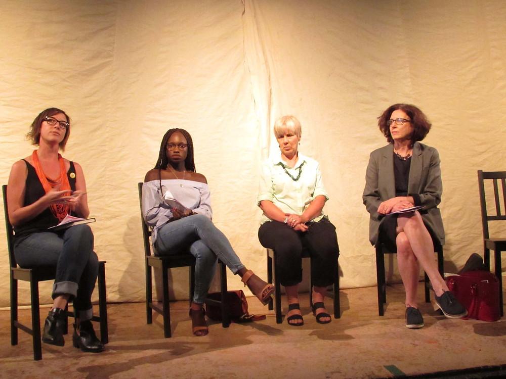 Panel  Sunday 27th November