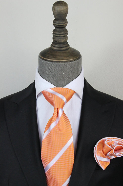 Power Stripe Tie 3