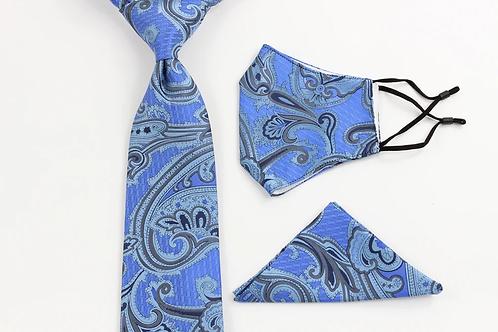 Haggai Tie & Mask Combo 2