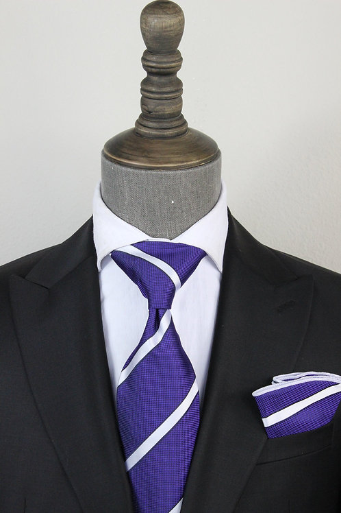 Power Stripe Tie 7
