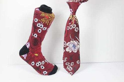 Yokohama - 3 Tie & Sock