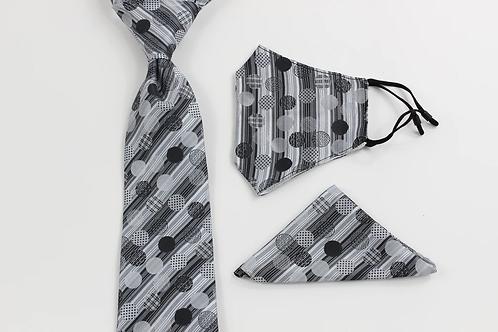 Esdras Tie & Mask Combo 1