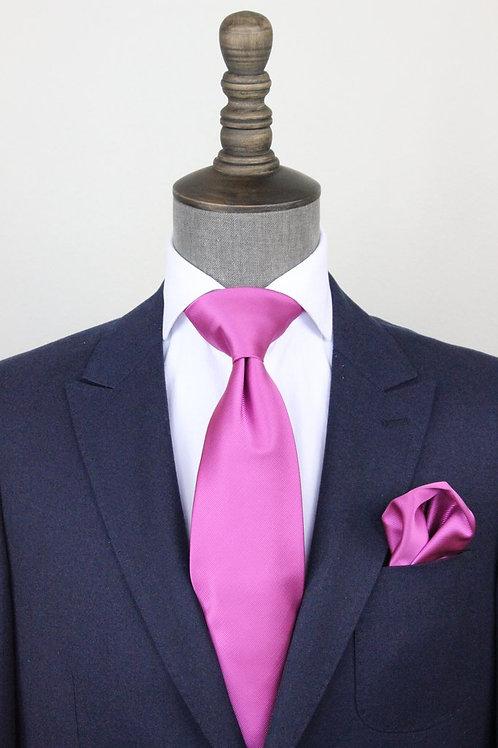 Fuchsia Tie