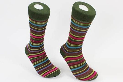 Stripe Sock 5