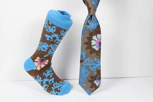 Osaka - 4 Tie & Sock