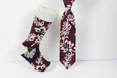 Osaka - 1 Tie & Sock