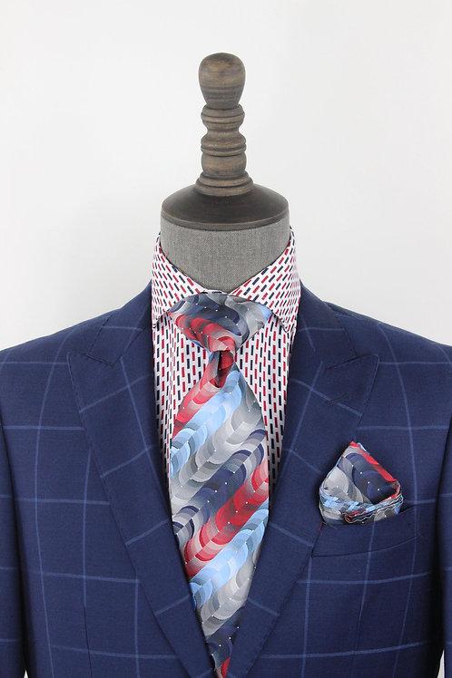 Mannasses 7 Tie