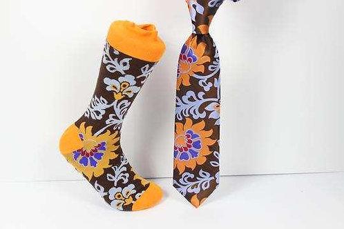 Osaka - 5 Tie & Sock