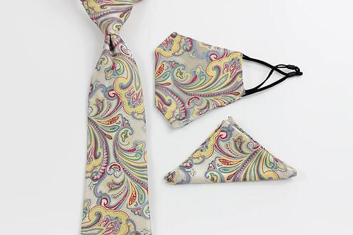 Jobit Tie & Mask Combo 6