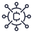 icon dark web crypto cryptocurrency
